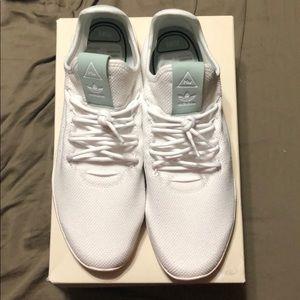 Size 11 Pharrell Williams adidas tennis HU
